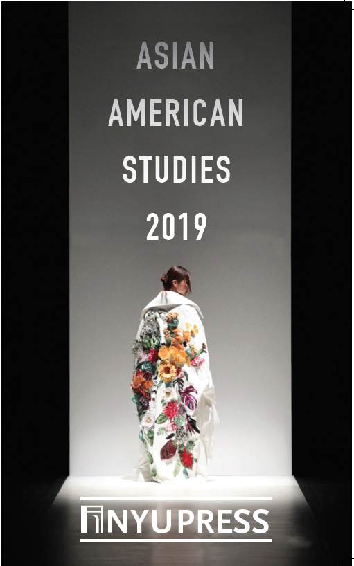 Asian American subject catalog front cover 2018-2019