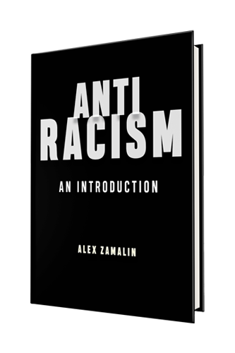 Antiracism by Alex Zamalin front cover