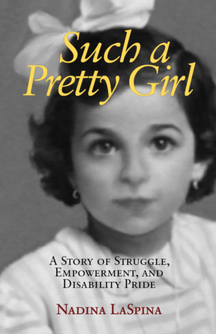 Nadia LaSpina, author of Such a Pretty Girl