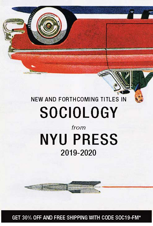 Sociology 2019-2020 catalog cover