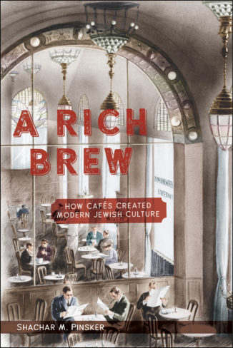 Shachar Pinsker, author of A Rich Brew