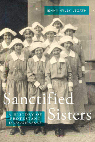 Jenny Legath, author of Sanctified Sisters