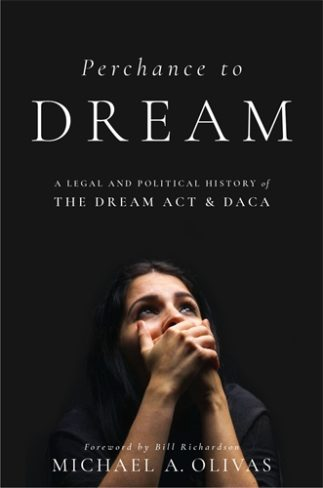 Michael A. Olivas introduced by Shoba Sivaprasad Wadhia, Book Launch for Perchance to Dream: A Legal and Political History of the DREAM Act and DACA