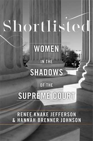 Renee Knake, co-author of Shortlisted: Women in the Shadows of the Supreme Court