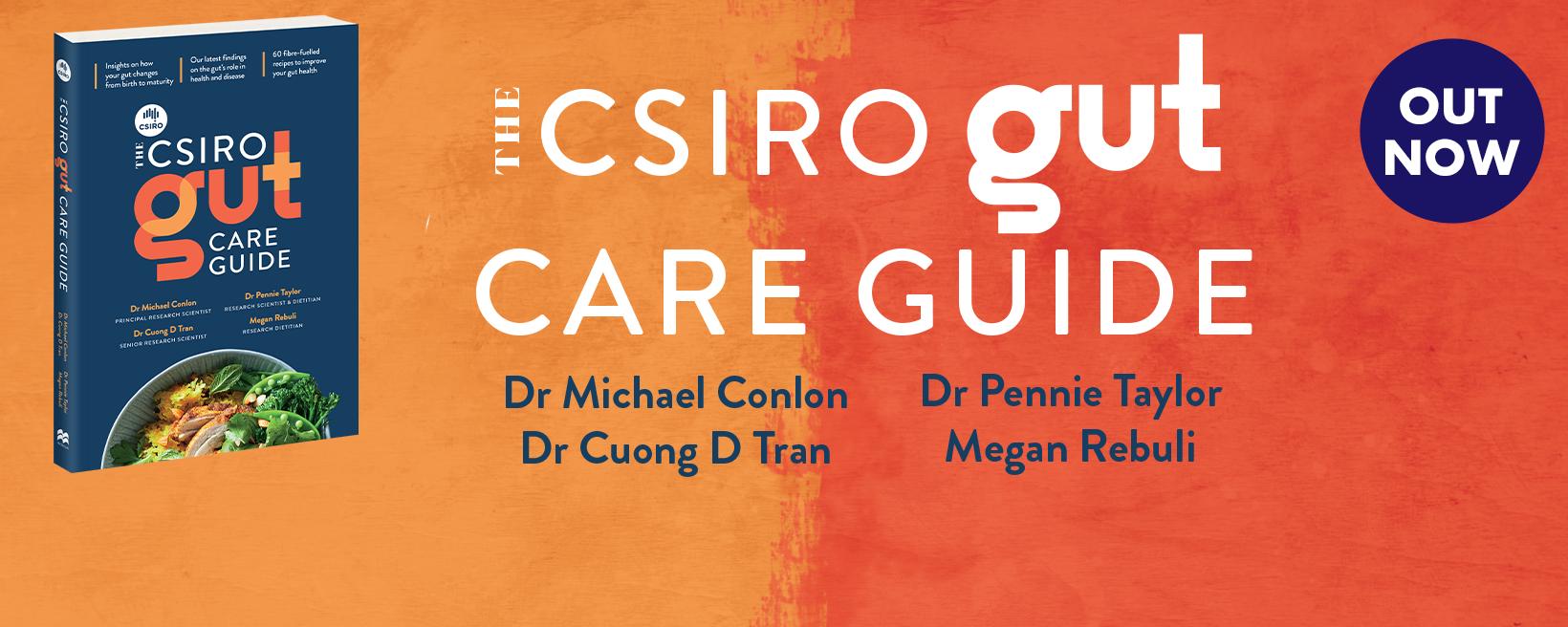 The CSIRO Gut Care Guide