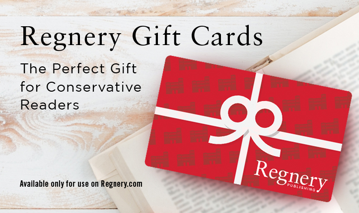 books for dad, Regnery Gift Cards