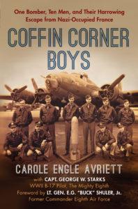 coffin corner boys, world war 2 books, world war 2 history book, memorial day sale