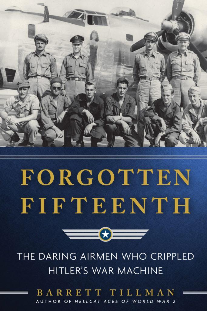 forgotten fifteenth, world war 2 book