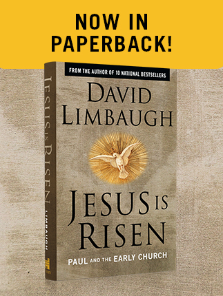 david limbaugh books, jesus is risen