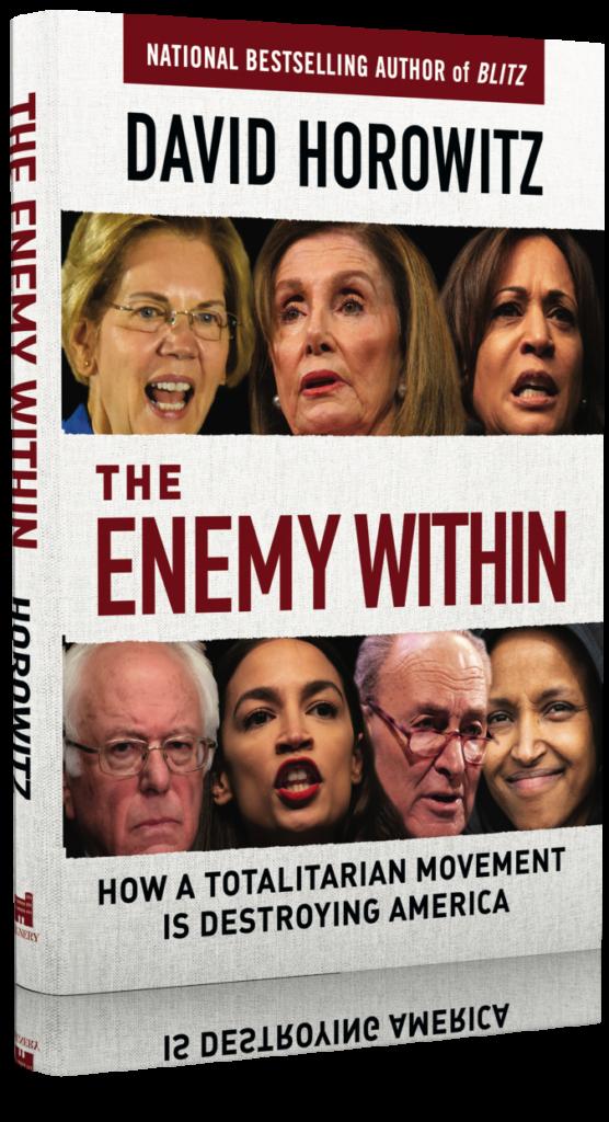 enemy within, david horowitz