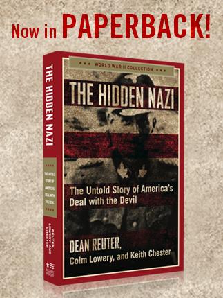 hidden nazi, dean reuter, hans kammler