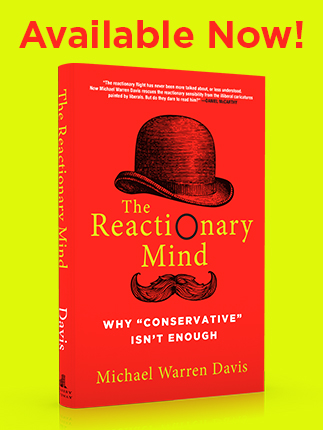 reactionary mind, reactionary mind book
