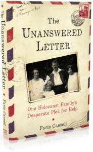 unanswered letter, faris cassell