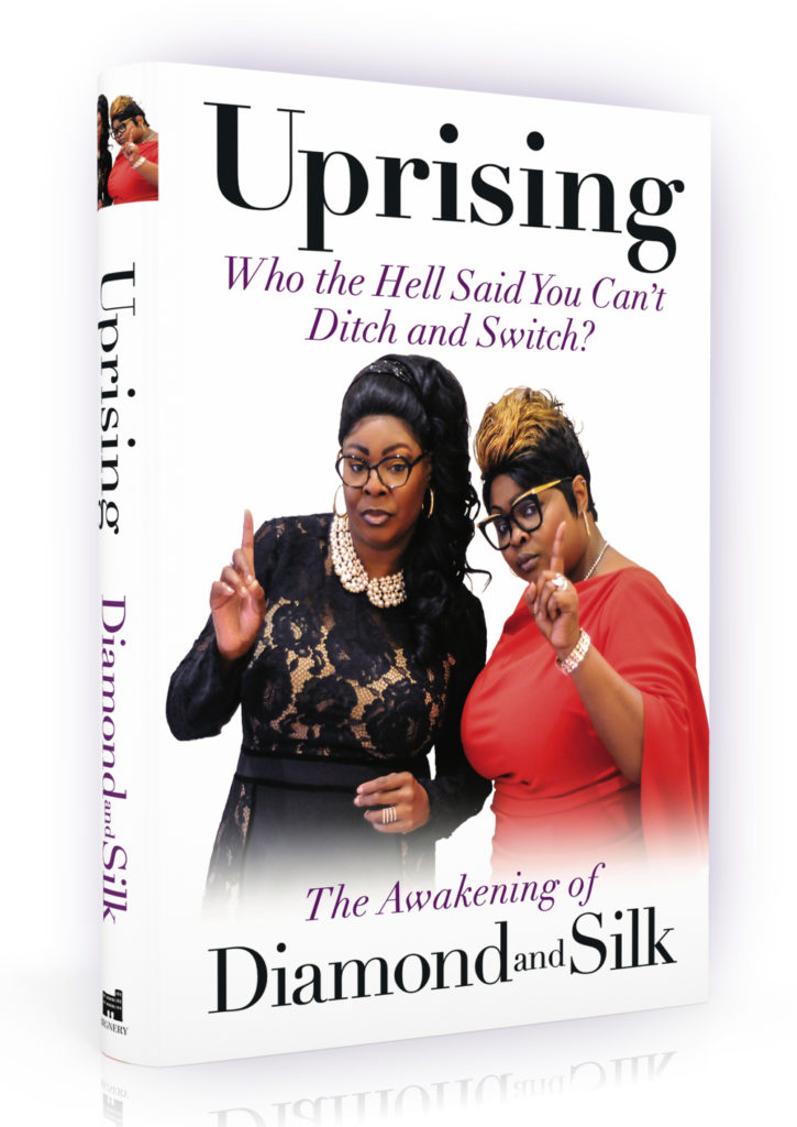 Diamond Silk Book 3D Large