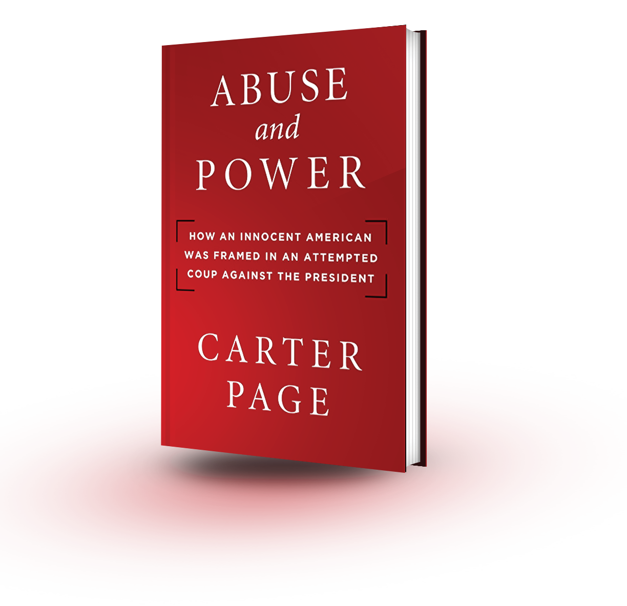 carter page, carter page book, abuse and power
