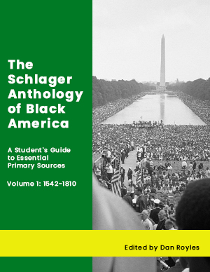 The Schlager Anthology of Black America