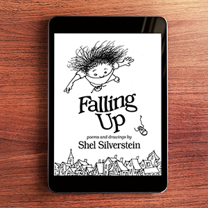 This is a picture of the cover of the book Falling Up.
