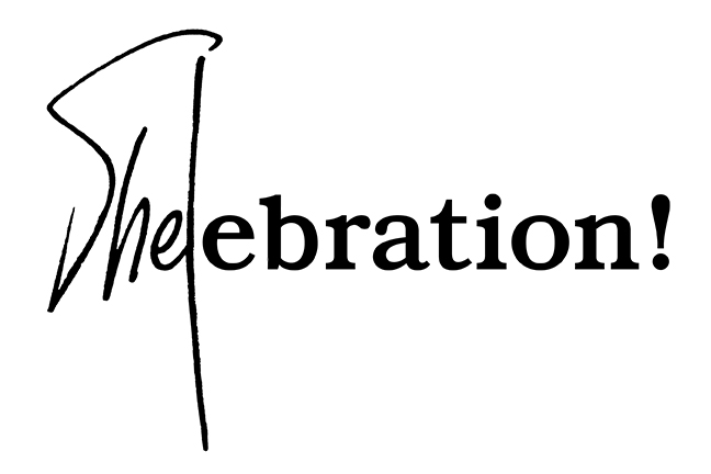 This is a picture of the Shelebration mark.