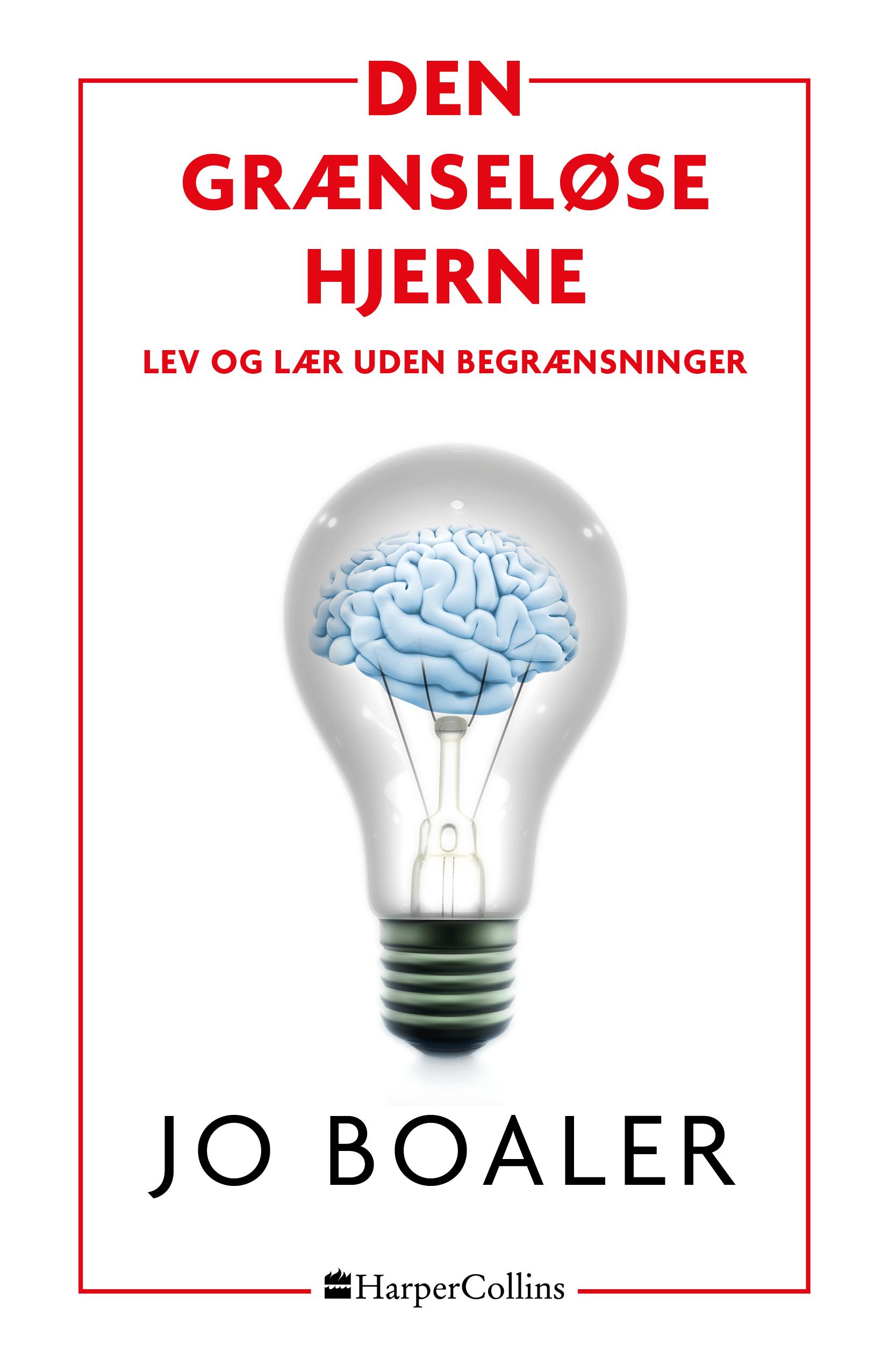 Den grænseløse hjerne af Jo Boaler