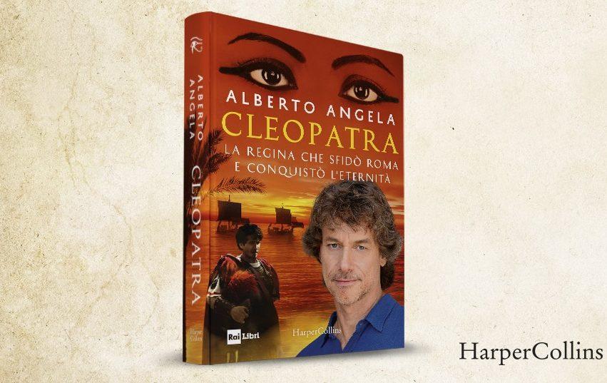 Alberto Angela sarà pubblicato nel mondo da HarperCollins