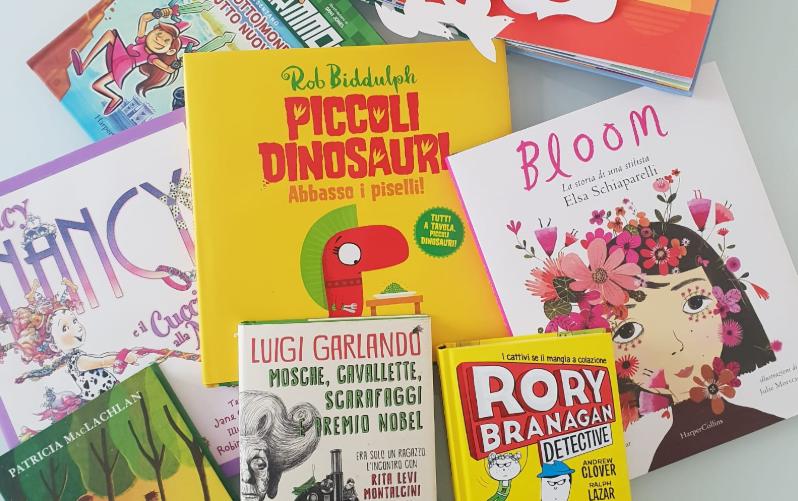 HarperCollins Italia lancia i primi titoli per Bambini e Ragazzi
