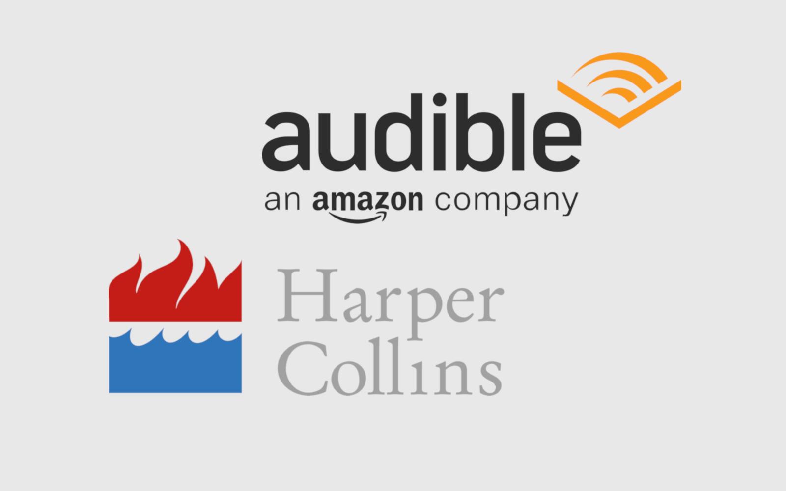 Audible e HarperCollins Italia insieme per dare voce ai libri preferiti degli italiani