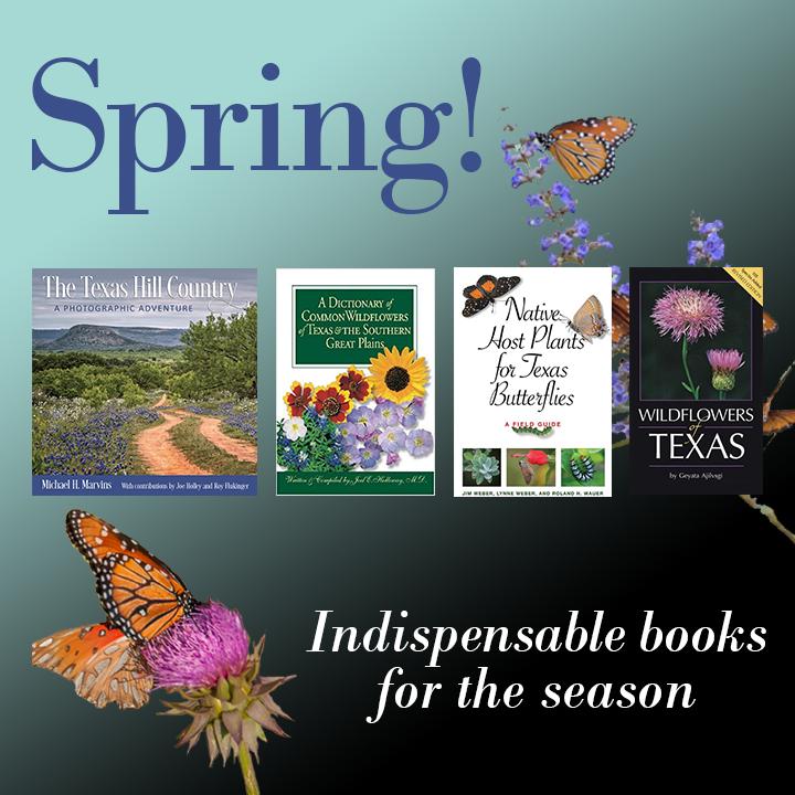 Spring! Indispensable books for the season