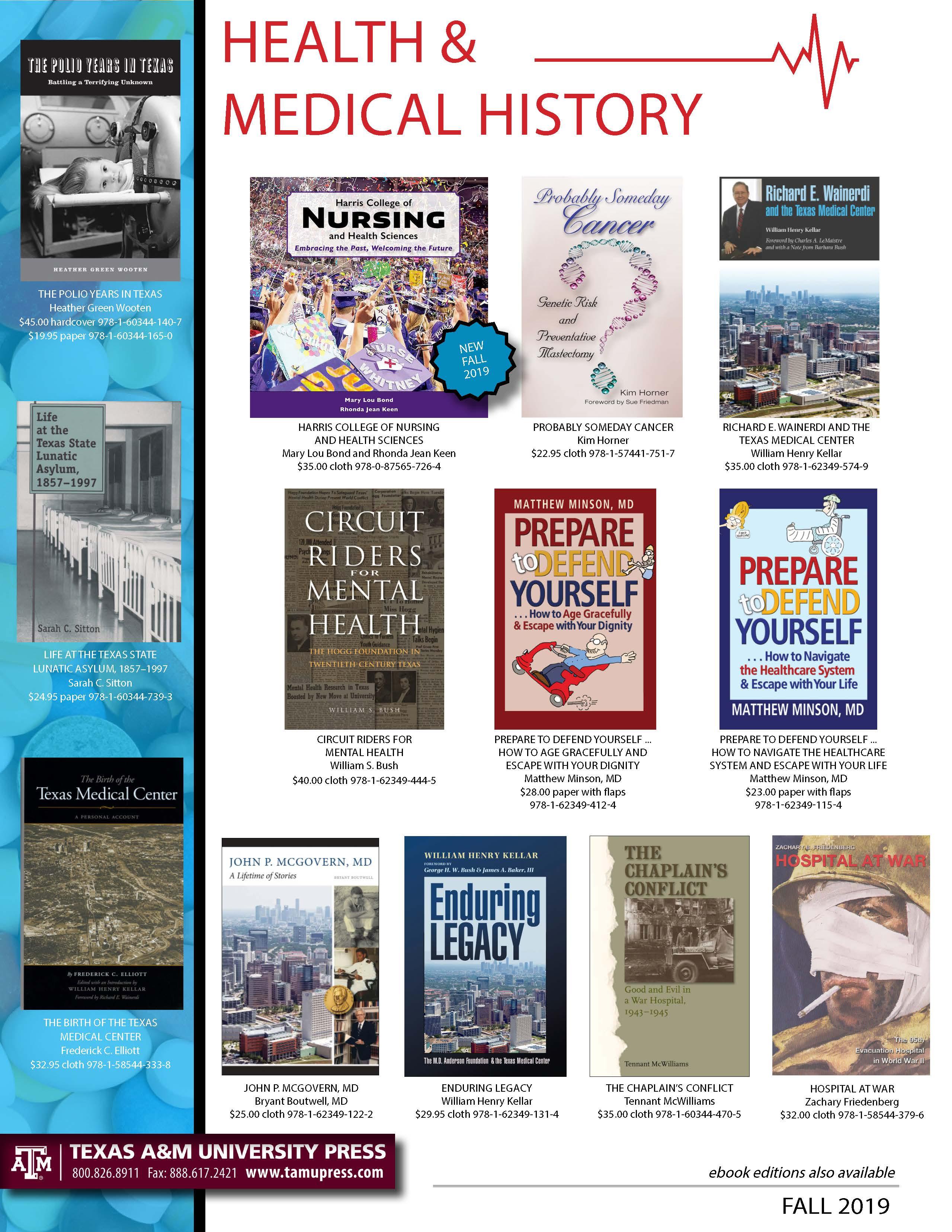 Health & Medical History