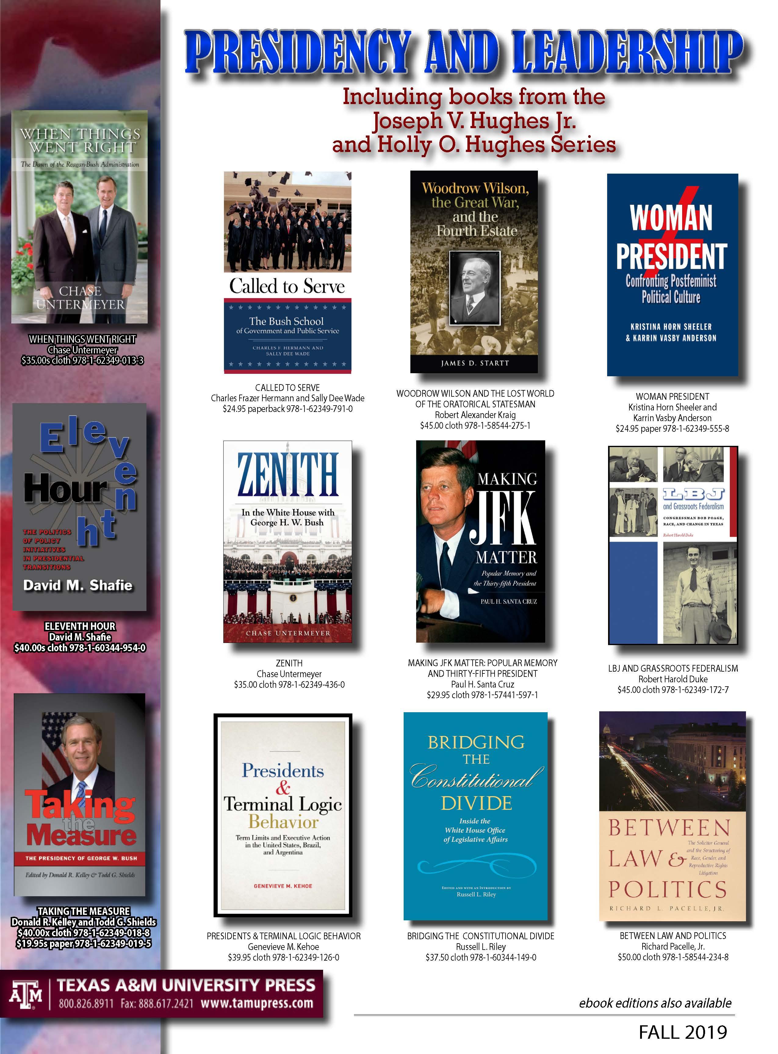 Presidential Studies