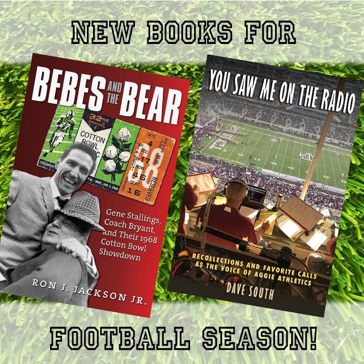 New books for football season!