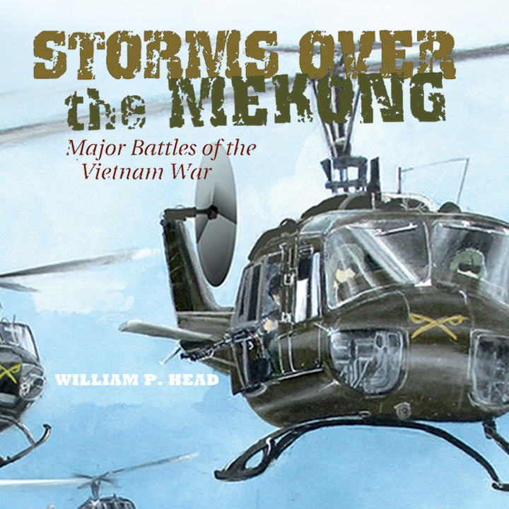 Image conveys the cover of the book: helicopters flying in a military setting