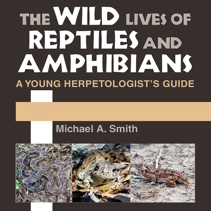 Promotional image for Wild Lives and Reptiles