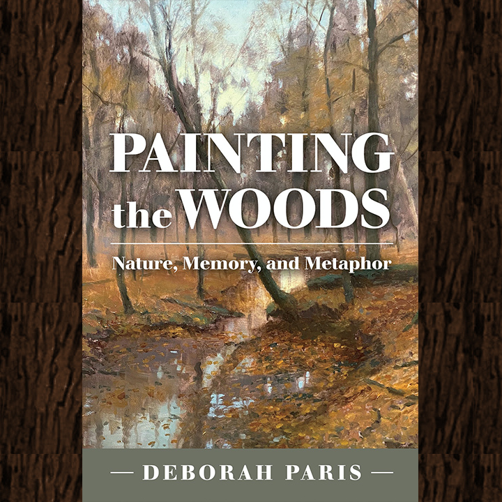 Promotional image for Painting the Woods