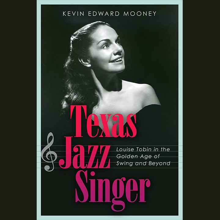 Promotional image for Texas Jazz Singer