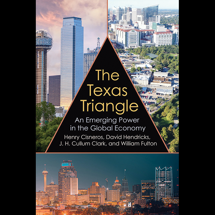 Promotional image for The Texas Triangle