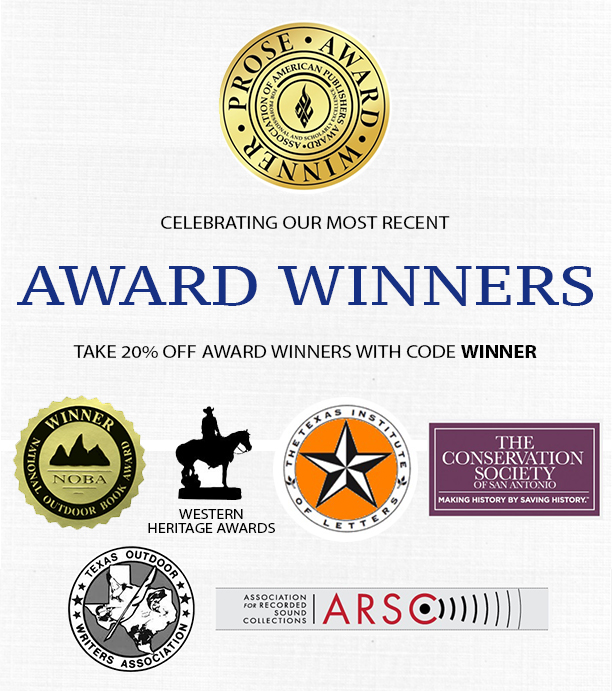 Celebrating Recent TAMU Press Award Winners