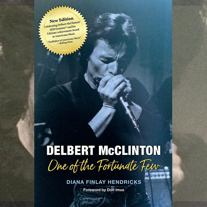 Promotional image for Delbert McClinton