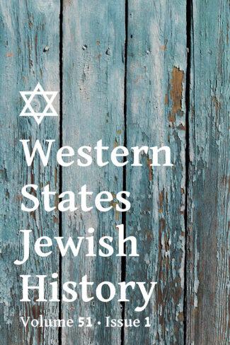 Western States Jewish History