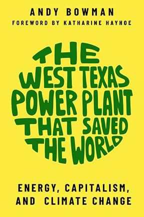TTUP Author Andy Bowman Explains Our Recent Texas Weather Apocalypse