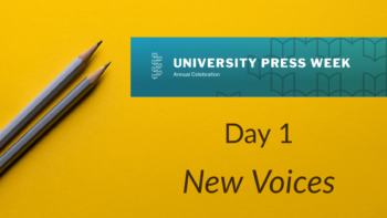 """UP Week Day 1: """"New Voices"""""""