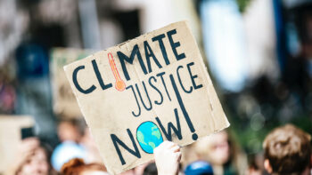 How Activists Put a Human Face on Climate Change