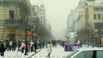History and Biography in Harbin