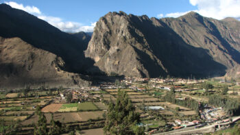 Sketches of Tourism and the Pandemic in Peru