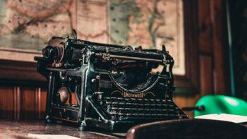 """Researching """"The Typewriter Century"""""""