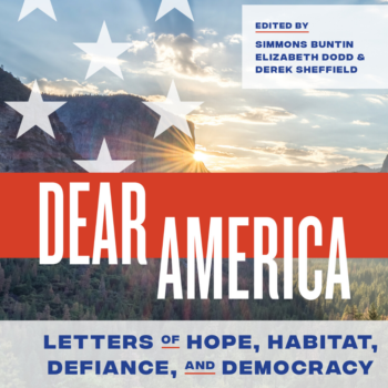 Dear America Virtual Town Hall – October