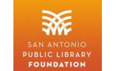 San Antonio Public Library Foundation logo
