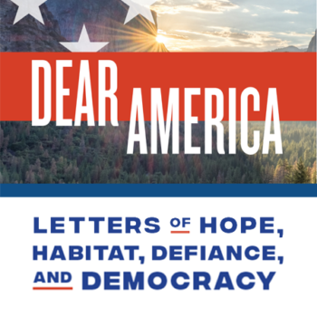 Dear America: Letters of Hope, Habitat, Defiance, and Democracy group reading at Elliott Bay