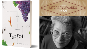 TERROIR FINALIST FOR PEN AMERICAN