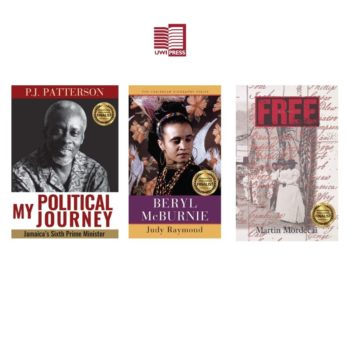 The University of the West Indies Press's Books Receive Award-Winning Finalist Honours from the 2019 International Book Awards