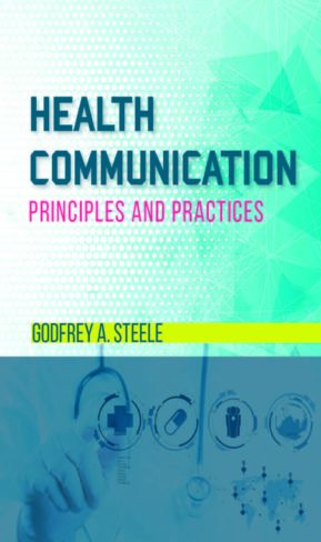 Book Launch Health Communication: Principles and Practices by Godfrey Steele